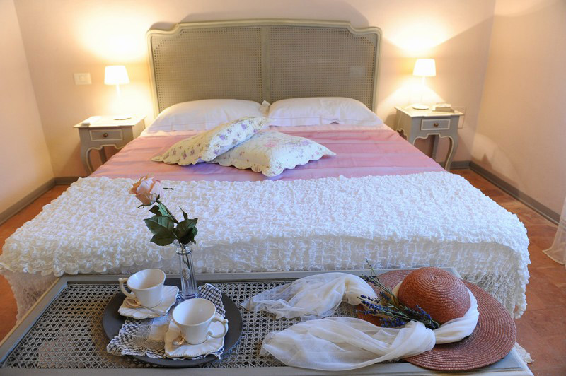 Bed & Breakfast L'upupa. La camera provenzale