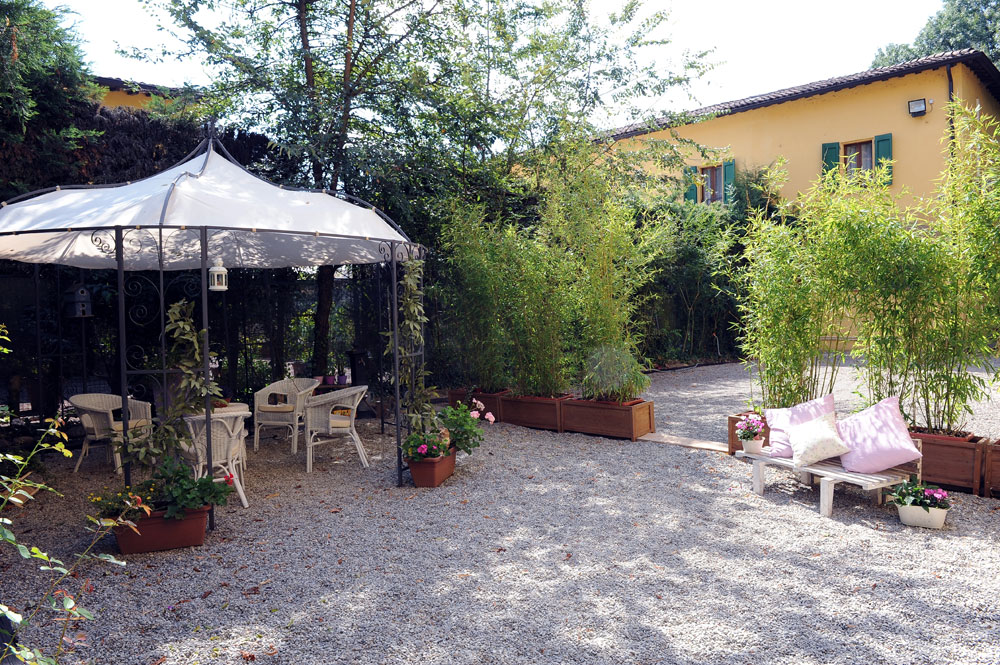 Bed & Breakfast L'upupa. L'esterno